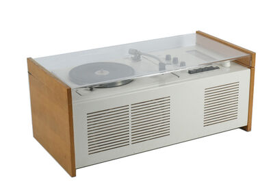 Braun, '1960s model SK 55 Radio-Phonograph Combination Player'