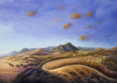 Phoebe Brunner, 'Ridge Road', 2018