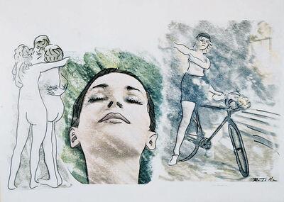 Mimmo Rotella, 'Il sogno di tutti', 1974-1998