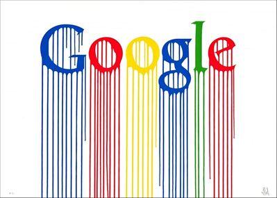 Zevs, 'Liquidated Google ', 2013