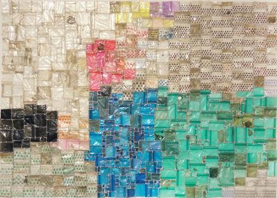 Tom Fruin, 'Flag: Bushwick Houses', 2001