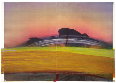 Arnulf Rainer, 'Untitled', 2006