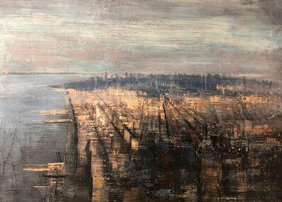 ALEJANDRO QUINCOCES, 'NY con luces de tarde ', 2018