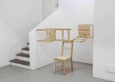 Michael Johansson, 'Corner piece ', 2018