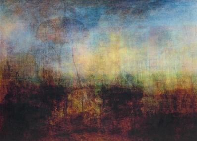 Idris Khan, 'every…William Turner postcard from Tate Britain', 2004