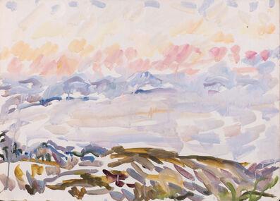 Yuriy Zlotnikov, 'Composition №22', 1979