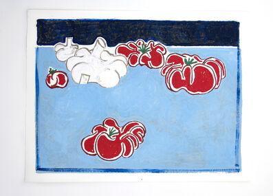 Eliza Pepermans, 'Garlic and tomatoes', 2018