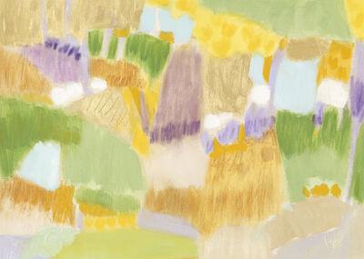 Rachelle Krieger, 'Summer Landscape II', 1998