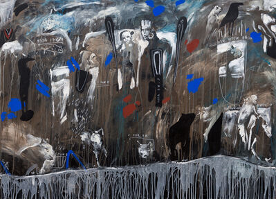 Soly Cissé, 'Hivernage III ', 2009