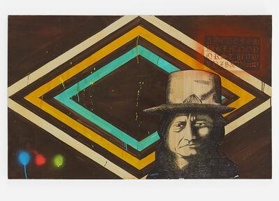 Carlos Ramirez, 'Sitting Bull', 2017
