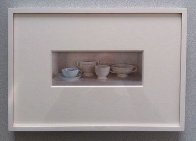 Lucy Mackenzie, 'Wedgwood China and Turquoise Cup', 2012
