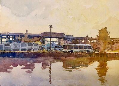 Derek Buckner, 'Gowanus Canal, Still Waters', 2019