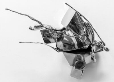 Antti Immonen, 'Signals from singularity', 2014
