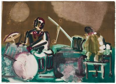 Romare Bearden, 'Untitled (Jazz)'