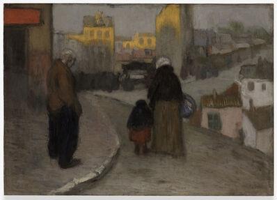 Pablo Picasso, 'Scène de rue (Street Scene)', 1900