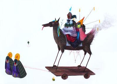 El Gato Chimney, 'I Messaggeri', 2013