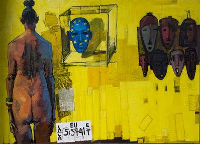 Dawit Abebe, 'World 4', 2016