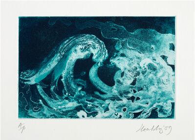 Maggi Hambling, 'Wave I', 2009-2010