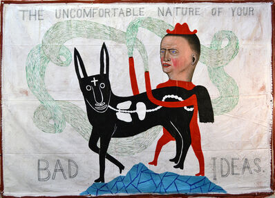 Fred Stonehouse, 'Bad Ideas', 2017