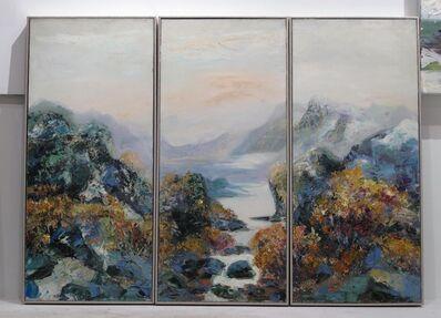 Zhang Shengzan 张胜赞, 'Landscape', 2006