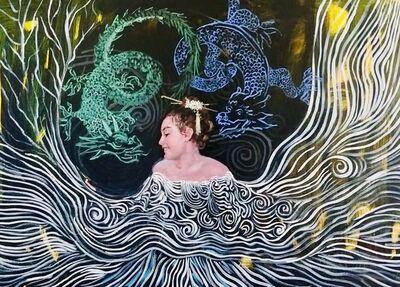 LORENZO MOYA, 'Talking with Dragons', 2018