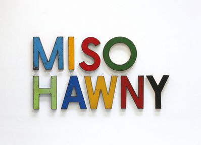 David Buckingham, 'Miso Hawny', 2016