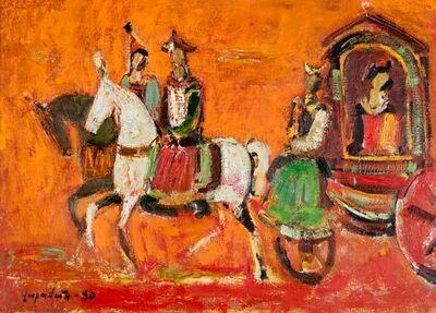 Varoujan VARDANIAN, 'A Chariot', 1980