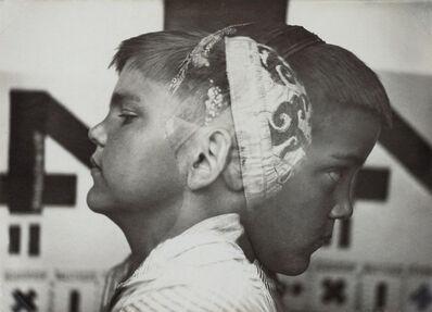 El Lissitzky, 'Kurt & Hans Küppers', 1929