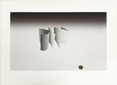 Ed Ruscha, 'Sin with Olive', 1970