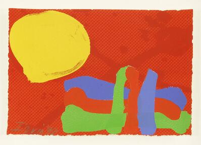 Albert Irvin RA, 'Untitled (Christmas Card)', 1998