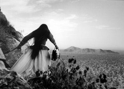 Graciela Iturbide, 'Mujer Angel, Sonoran Desert', 1979