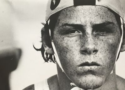 Thomas Hoepker, 'Life guard, Australia', 1971