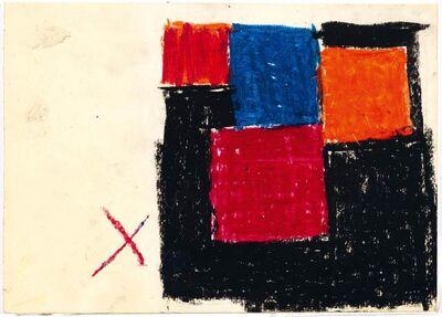 Aurelie Nemours, 'Re Rom 73', 1954-1974