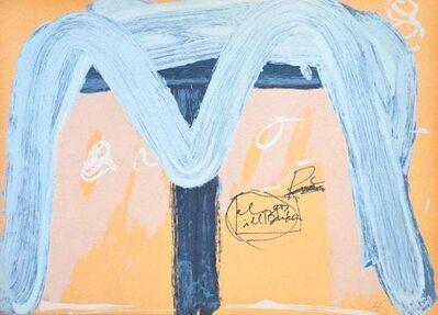 Antoni Tàpies, ' Untitled', 1974