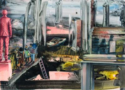 Virginia Wagner, 'Borderland', 2017