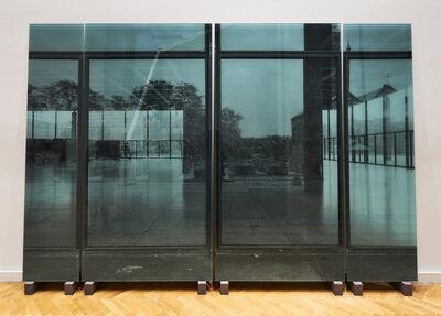 Veronika Kellndorfer, 'National Gallery, Reflecting Ashlars', 2017