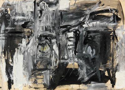 Emilio Vedova, 'Muri di Berlino', 1964