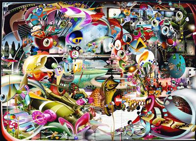 Martin Denker, '3DayChemicalHoliday', 2008
