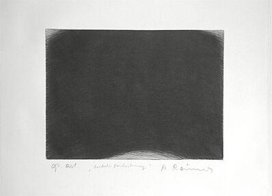 Arnulf Rainer, 'Herdenckte Verdenckung', 1970