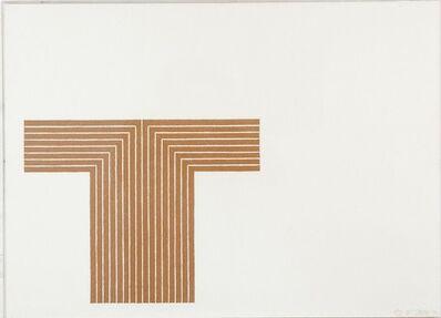 Frank Stella, 'Telluride', 1970