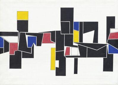 Roberto Crippa, 'Geometrico', Around 1950