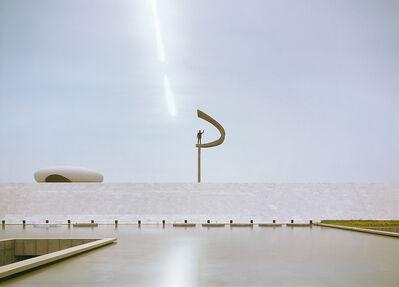 Michael Wesely, 'Memorial JK', 2004