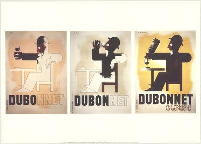 A.M. Cassandre, 'Dubo-Dubonnet', 1998