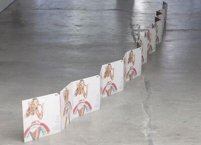 Eric Yahnker, 'Sittin' On a Rainbow', 2014