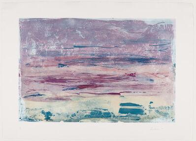 Helen Frankenthaler, 'Sure Violet', 1979