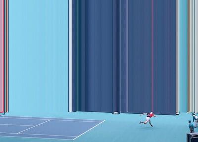Cameron Watson, 'Untitled Print (Tennis)', 2018