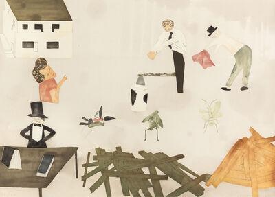 Jockum Nordström, 'House and Bugs', 2008
