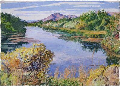 Sheila Gardner, 'A Balmy Day at Silver Creek'