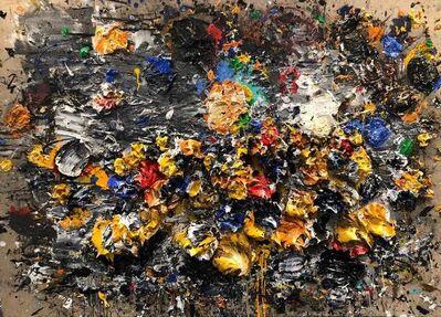 Ismael Lagares, 'Ocher Clay', 2018