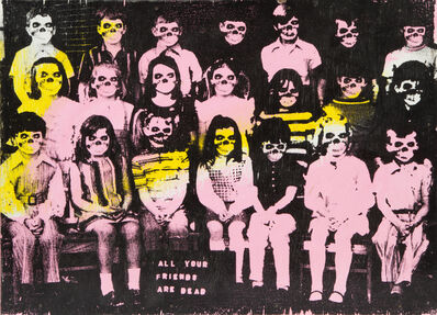 Ben Frost, 'All Your Friends Are Dead', 2008